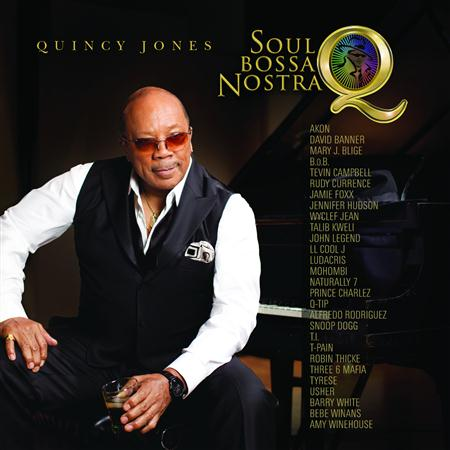 Quincy Jones - From Q, With Love [Disc 1] - Lyrics2You