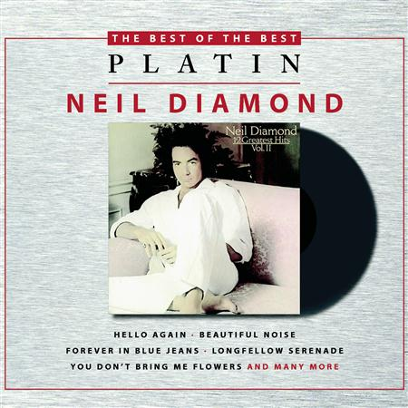 01. Neil Diamond - 12 Greatest Hits Vol II - Zortam Music