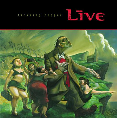 Live - Throwing Copper - Lyrics2You