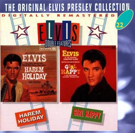 Elvis Presley - Harem Holiday & Girl Happy - Zortam Music