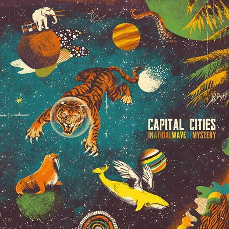Capital Cities - Billboard Hot 100 08-03-2013 - Zortam Music