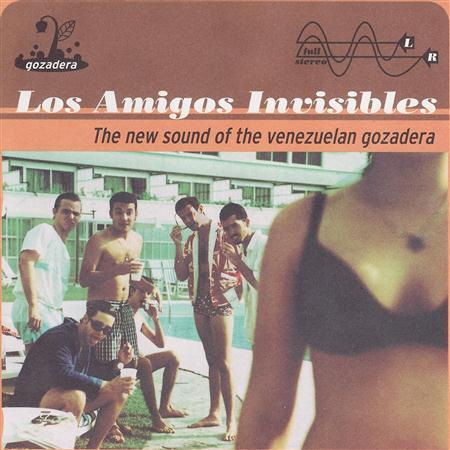 Los Amigos Invisibles - The New Sound Of The Venezuela - Zortam Music