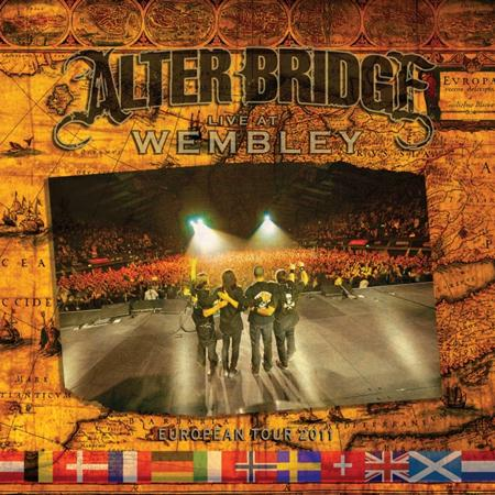 Alter Bridge - Live At Wembley European Tour 2011 - Zortam Music