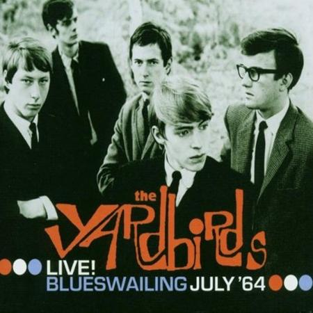 The Yardbirds - Live Blueswailing July