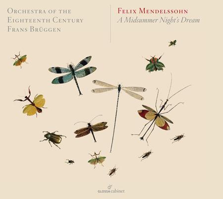 Felix Mendelssohn - A Midsummer Night