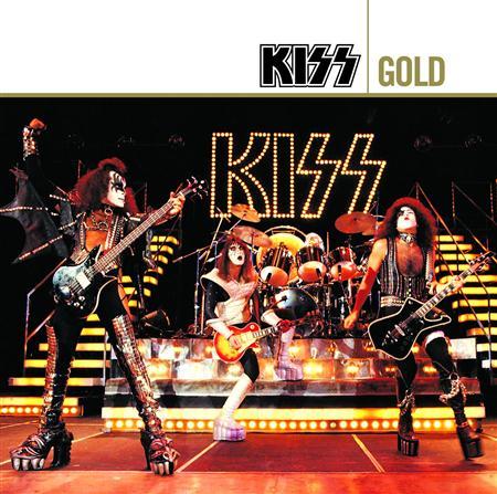 Kiss - Kiss Gold [disc 1] - Zortam Music