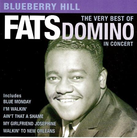 Fats Domino - Blueberry Hill CD2 - Zortam Music