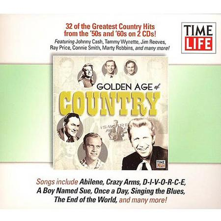 Floyd Cramer - Golden Age Of Country Volume 3 Crazy Arms [disc 2] - Zortam Music