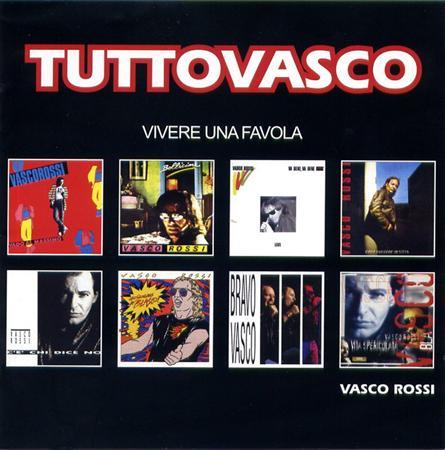Vasco Rossi - Tutto Vasco - Vivere Una Favola [disc 2] - Zortam Music