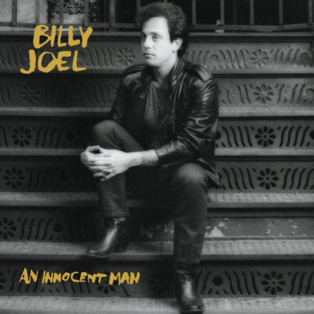 Billy Joel - An Innocent Man MFSL - Zortam Music