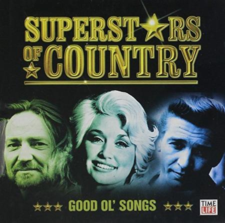 Gary Stewart - Superstars Of Country: Good Ol Songs [Disc 2] - Zortam Music