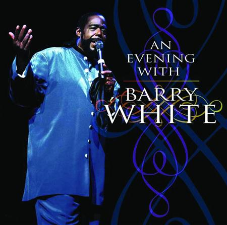 Barry White - An Evening With Barry White [live] - Zortam Music
