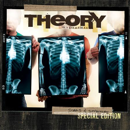 Theory Of A Deadman - Scars & Souvenirs [Special Edition] - Zortam Music