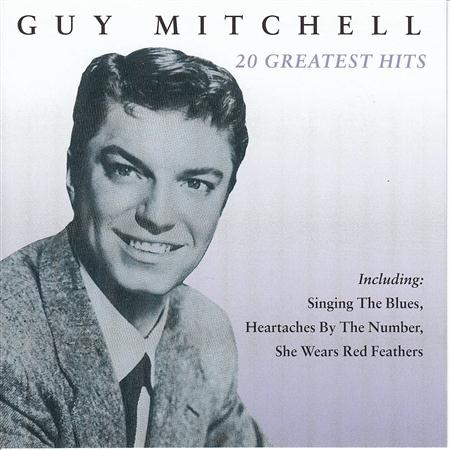 Guy Mitchell - The History Of Pop Music, Volume 1 (compilation) - Zortam Music
