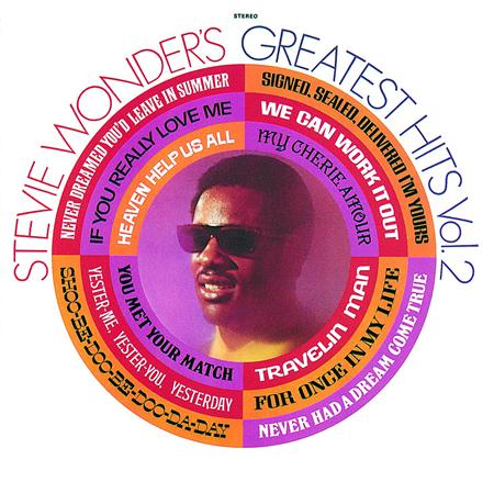Stevie Wonder - Greatest Hits Vol. 2 - Zortam Music