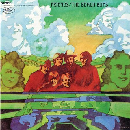 The Beach Boys - Friends (1968) [FLAC] {Japan P - Zortam Music