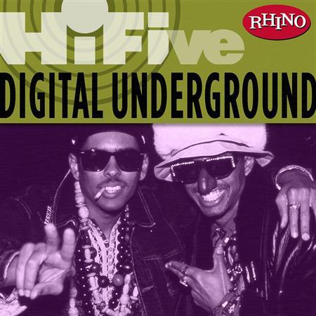 Fabolous - Rhino Hi-Five Digital Underground - Zortam Music