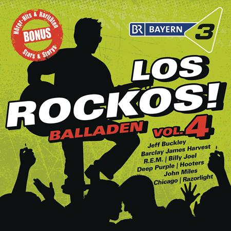 Billy Joel - Bayern 3-Los Rockos! Vol. 4-Balladen (CD 1/2) - Zortam Music