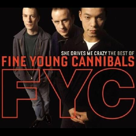 Fine Young Cannibals - She Drives Me Crazy The Best Of Fine Young Cannibals [disc 1] - Zortam Music