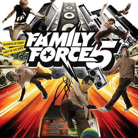 Family Force 5 - Business Up Front/Party In The - Zortam Music