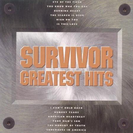 Survivor - Greatest Hits 1982 - Zortam Music