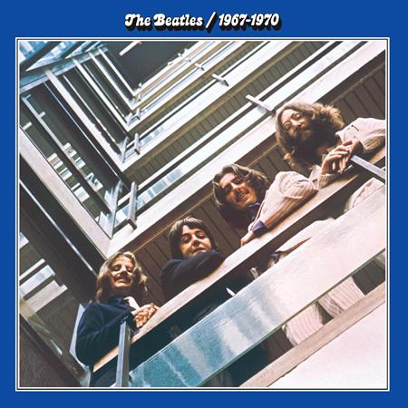 The Beatles - Blue Album (1967-1970) CD 1 - Zortam Music