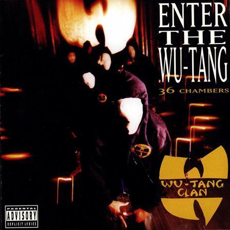 Wu Tang Clan - Enter The Wu-Tang Clan - 36 Chambers - Zortam Music