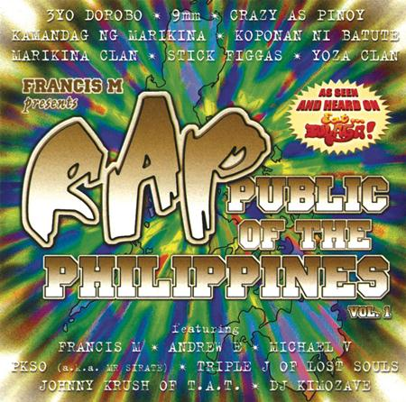 Various Artists - RAPPublic Of The Philippines, Vol. 1 - Zortam Music