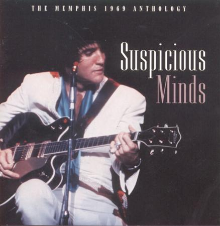 Elvis Presley - Suspicious Minds: The Memphis - Zortam Music