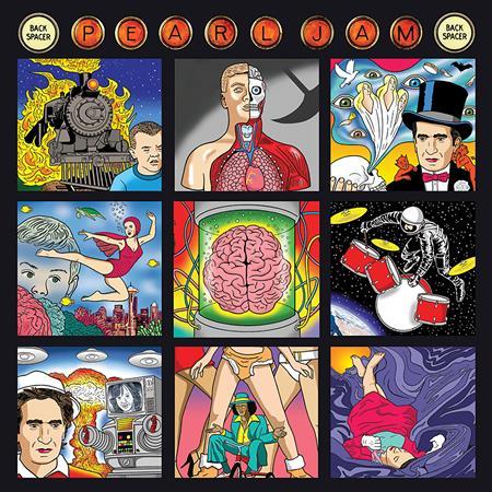 Pearl Jam - Backspace - Zortam Music