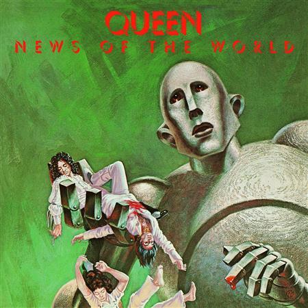 Queen - News of the World (2004. Japan Remastered Toshiba-EMI) - Zortam Music