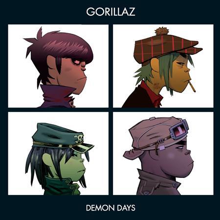 Gorillaz - Demon Days 2005 - Zortam Music