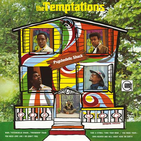 The Temptations - Psychedelic Shack / All Direct - Zortam Music