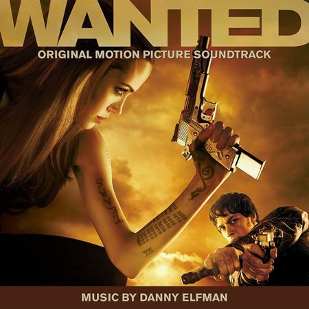 Danny Elfman - Wanted Original Motion Picture Soundtrack - Zortam Music