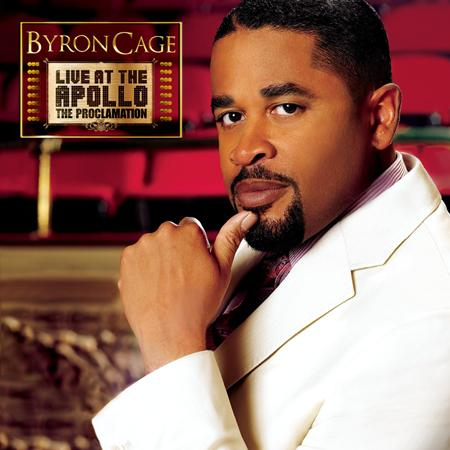 Byron Cage - Live At The Apollo The Proclamation - Zortam Music