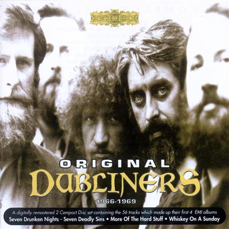 DUBLINERS - Original Dubliners 1966-1969 [disc 1] - Zortam Music