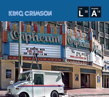King Crimson - Live at the Orpheum [200g Vinyl] - Zortam Music