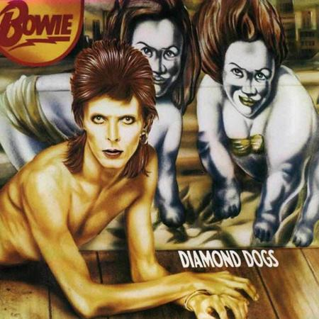 David Bowie - Diamond Dogs: 30th Anniversary [Disc 1 (2004 EMI Remaster CD)] - Zortam Music