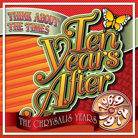 Ten Years After - Think About The Times The Chrysalis Years - Zortam Music