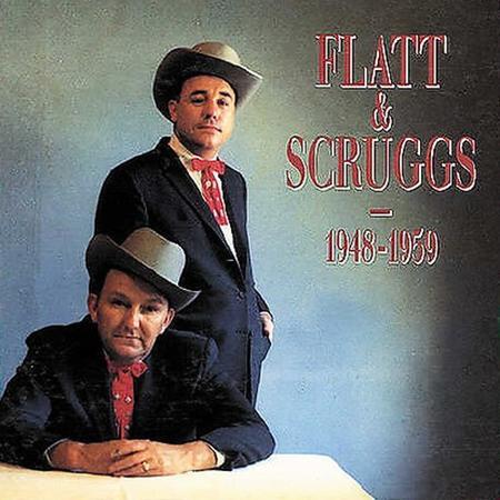 Flatt & Scruggs - Flatt & Scruggs 1948-59 [Bear Fam. [Disc 3]] - Zortam Music