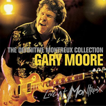 Gary Moore - Definitive Montreux - Zortam Music