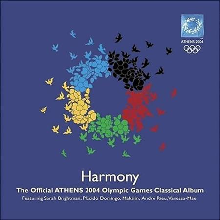 Helmut Lotti - Harmony-The Official Athens 2004 Olympic Games Classical Album - Zortam Music