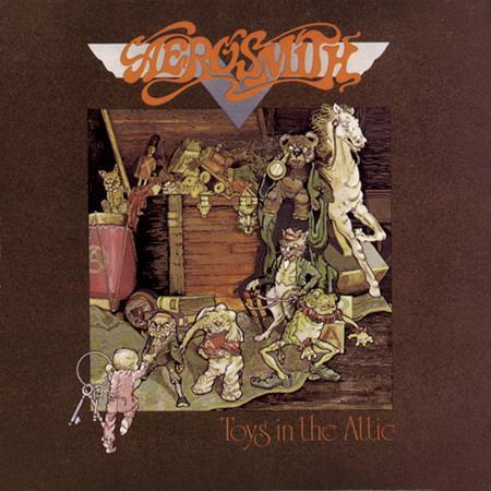 Aerosmith - Toys In The Attic [1993 Columbia Remastered CD] - Lyrics2You