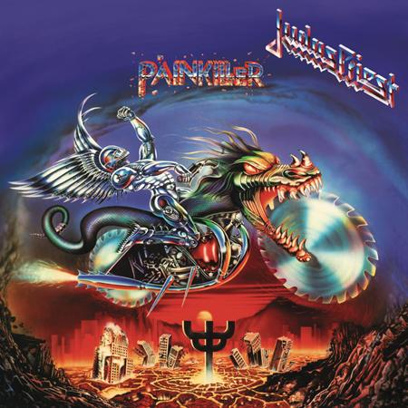 Judas Priest - Painkiller [Austrian Edition] - Zortam Music