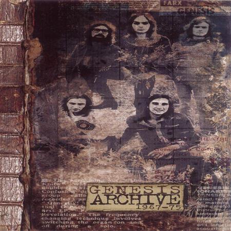 Genesis - Archive 1 1967-1975 - Zortam Music