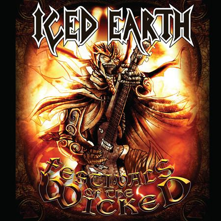 Iced Earth - Festivals Of The Wicked [live] - Zortam Music