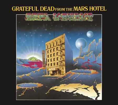 Grateful Dead - From the Mars Hotel [Remastere - Zortam Music