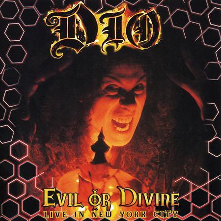 Dio - Evil Or Divine: Live In New York City (Spitfire Spt 15253-2) - Zortam Music