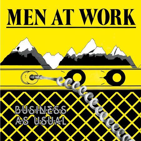 Men at Work - Time Life Modern Rock 1982_1983 (1 of 2) - Zortam Music