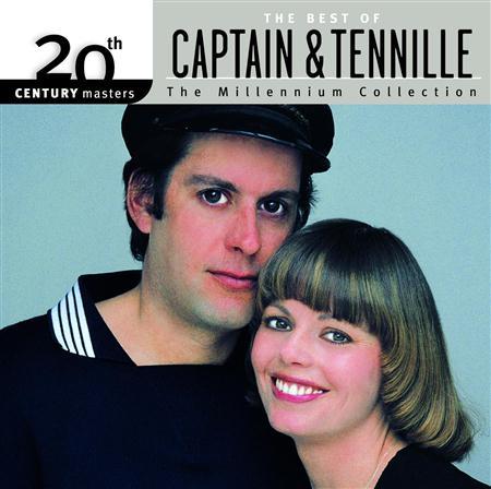 Captain & Tennille - 20th Century Masters The Millennium Collection - The Best Of Captain & Tennille - Zortam Music